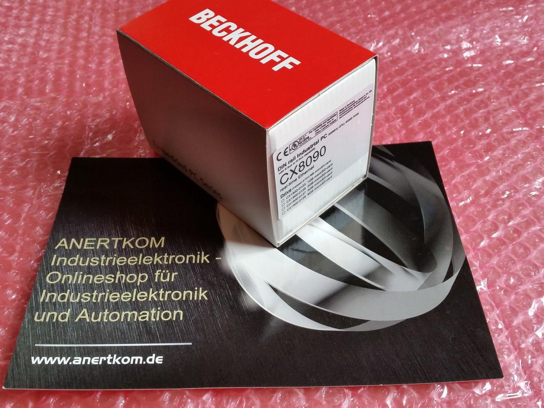 beckhoff cx8090 industrie pc f r ethernet neu andre. Black Bedroom Furniture Sets. Home Design Ideas