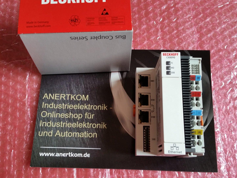 beckhoff cx8090 embedded pc f r ethernet neu andre ertel. Black Bedroom Furniture Sets. Home Design Ideas
