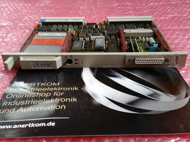 Siemens 6es5524-3ua13 simatic s5 Module