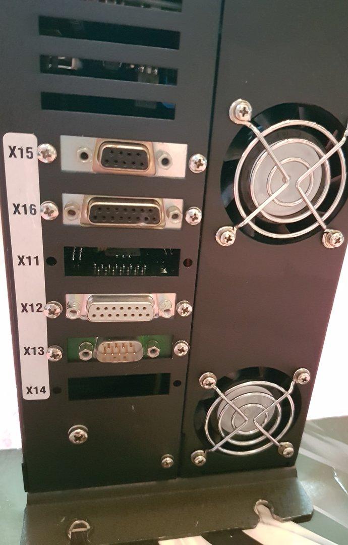 ELAU Servo Controller PMC-2//11//08 PMC-2//11//08//000//00//00//00//00//00